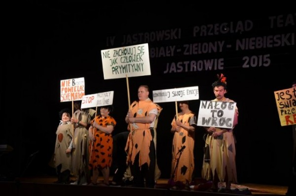 Jastrowski Przegląd Teatrów Biały-Zielony-Niebieski