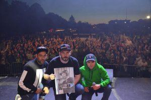 Freestyle Battle Jastrowie 2017, koncert O.S.T.R