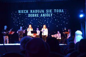 Koncert świąteczny – NIECH RADUJĄ SIĘ TOBĄ DOBRE ANIOŁY