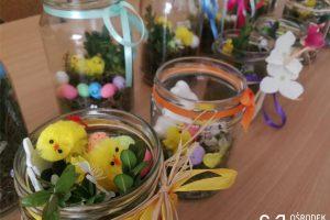 Wielkanocne zajęcia plastyczne – Brzeźnica, Brzeźnica Kolonia i Samborsko